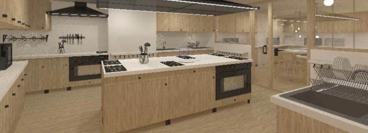 Nouvelle consultation : réaménagement des cuisines et espaces associés des Foyers Paris Sud
